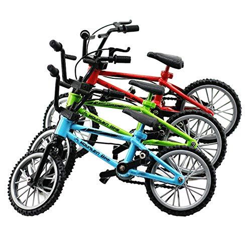 [해외]MEETCUTE Mini Finger Mountain Bikes BMX Fixie Bicycle Boy Toy Creative Gift / MEETCUTE Mini Finger Mountain Bikes BMX Fixie Bicycle Boy Toy Creative Gift