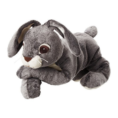 Ikea VANDRING HARE Soft Toy, 15.75 -