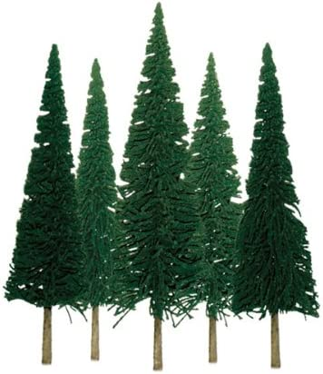 Pine 1 to 2 Height JTT Scenery Products Super Scenic Series