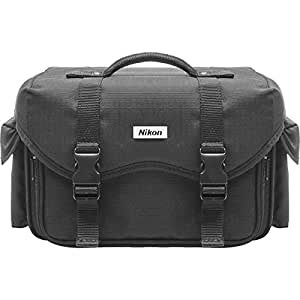 Nikon 5874 Deluxe Digital SLR Camera Case - Gadget Bag for DSLR D3, D3x, D3s, D7000, D5000, D3100, D3000, D700, D300s, D90, D60, D40x, D40