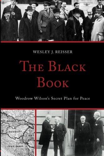 The Black Book: Woodrow Wilson
