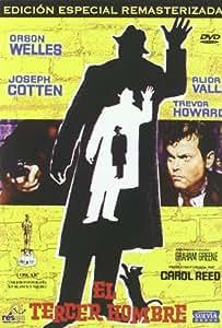 El Tercer Hombre - Edición Especial Remasterizada [DVD]