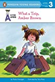 What a Trip, Amber Brown, Paula Danziger, 0698119088