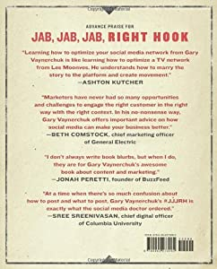 Jab, Jab, Jab, Right Hook: How to Tell Your Story in a Noisy Social World by HarperBusiness