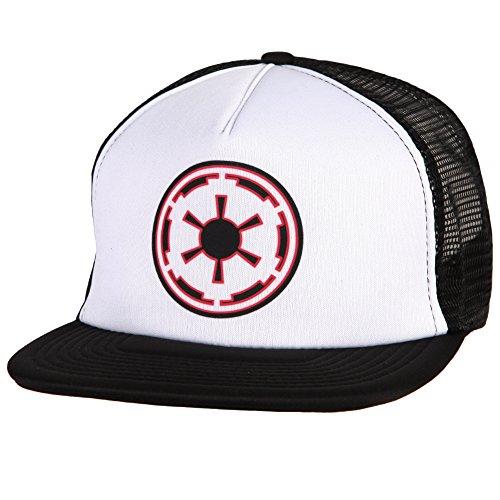 Star Wars Cap - Empire Logo Foam Mesh Trucker ()