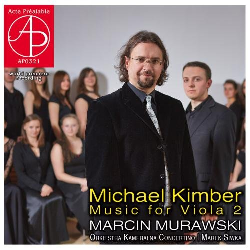 Price comparison product image Kimber: Music for Viola Vol 2