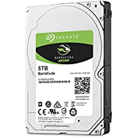 Seagate Barracuda 2.5in 5tb Sata 2.5in 5400rpm 6gb/s 128mb 15