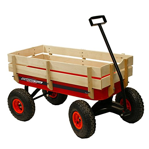 Speedway 52178 All Terrain Racer Wagon - Sided