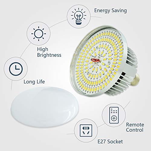 YICOE Softbox Lighting Kit Photography Photo Studio Equipment Continuous Lighting System with 5700K Energy Saving Light Bulb for Portraits Fashion, Advertising Photo Shooting YouTube Video