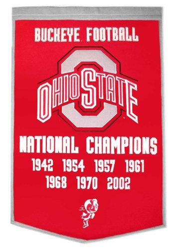 NCAA State Buckeyes Dynasty Banner