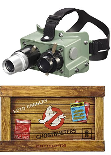 Mattel Movie Masters Epic Creations Ghostbusters Ecto Goggles