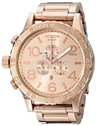 Nixon Men's A083897 51-30 Chrono Watch