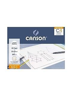 Canson 400089597 quaderno per scrivere 20 fogli