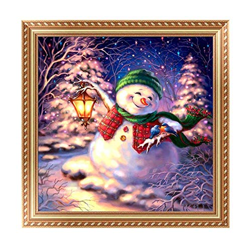 - Home Decor,Pandaie Christmas Decorations Clearance 5D DIY Diamond Painting Embroidery Cross Craft Stitch Home Decor Art