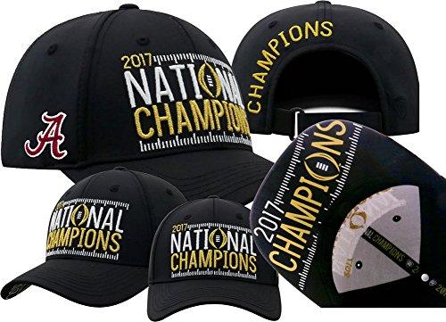 Georgia Bulldogs National Championship - Elite Fan Shop Alabama Crimson Tide National Champs Hat Black Phenom (2018 National Championship)