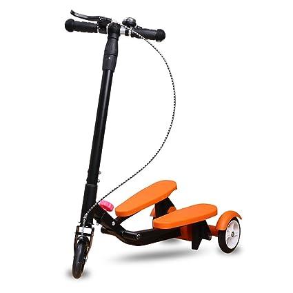 Patinetes de tres ruedas Kick Scooter Ligero, Triciclo ...