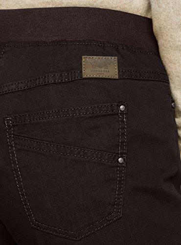 Marrone Brown Jeans Donna 52 Slim dark Brax dqtXwPw