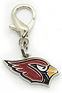product image for Diva-Dog NFL Football 'Arizona Cardinals' Licensed Team Dog Collar Charm