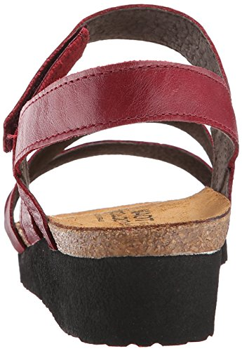 Leather Women's Wedge Rumba Kayla Sandal Naot XOxzff
