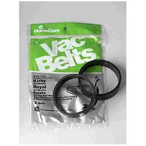 Home Care 2PK Kirby/Roy Belt by HOME CARE INDUSTRIES INC