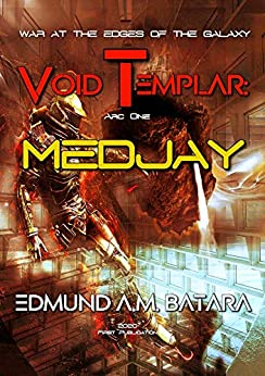 Book cover image for Void Templar: MEDJAY (Arc One)