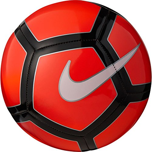 Soccer Red Ball Adidas (Nike Pitch Soccer ball)