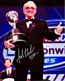 AUTOGRAPHED 2011 Jack Roush CAR OWNER CHAMPIONSHIP TROPHY Signed NASCAR 8X10 Glossy Photo with COA