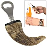 Armory Replicas Natural Ram Horn Novelty Bottle Opener Review