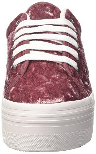 Jcpzomgvelvet Rose Campbell Femme Jeffrey Basses Sneakers WSxwT81nq5