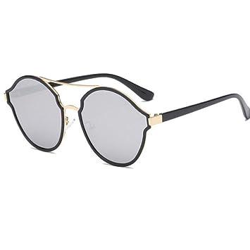 BiuTeFang Gafas de Sol Mujer Hombre Polarizadas de Mujer ...