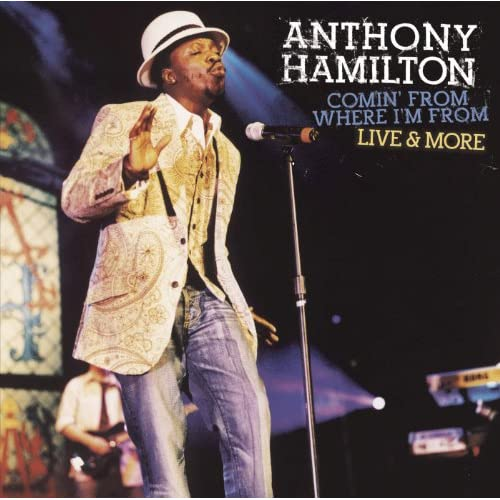 I'm a mess, a song by anthony hamilton on spotify.