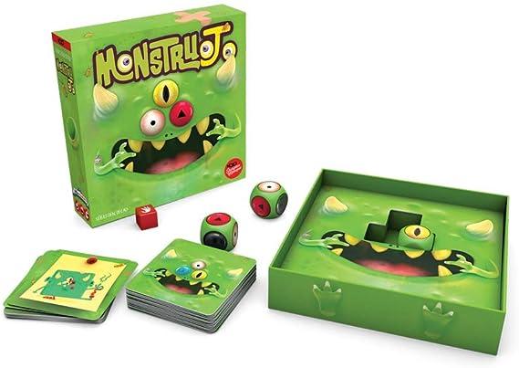Scorpion Masque- Monstruojo - Español, Multicolor (Asmodee SMTE0001): Amazon.es: Juguetes y juegos