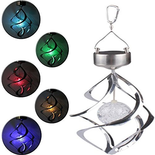 Led Light Wind Chimes in US - 9