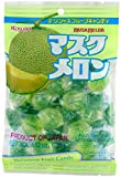 Kasugai Muskmelon Candy 4.76oz (3 Pack)