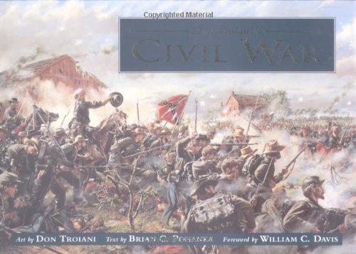Don Troiani's Civil War (Best Wall Color To Showcase Art)