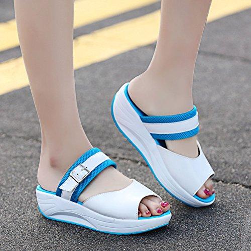 Sandalias Plataforma 7ygbfv6y Deportivas Zapatos Casuales Mujer Para 34L5ARcjq