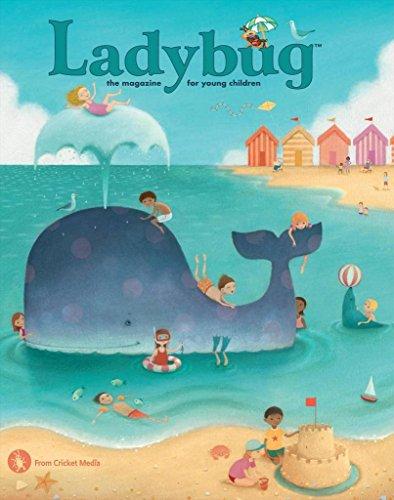 Magazines : Ladybug Magazine