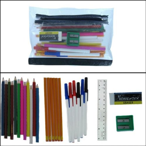 Back To School Supplies Kits 48 pcs sku# 684967MA