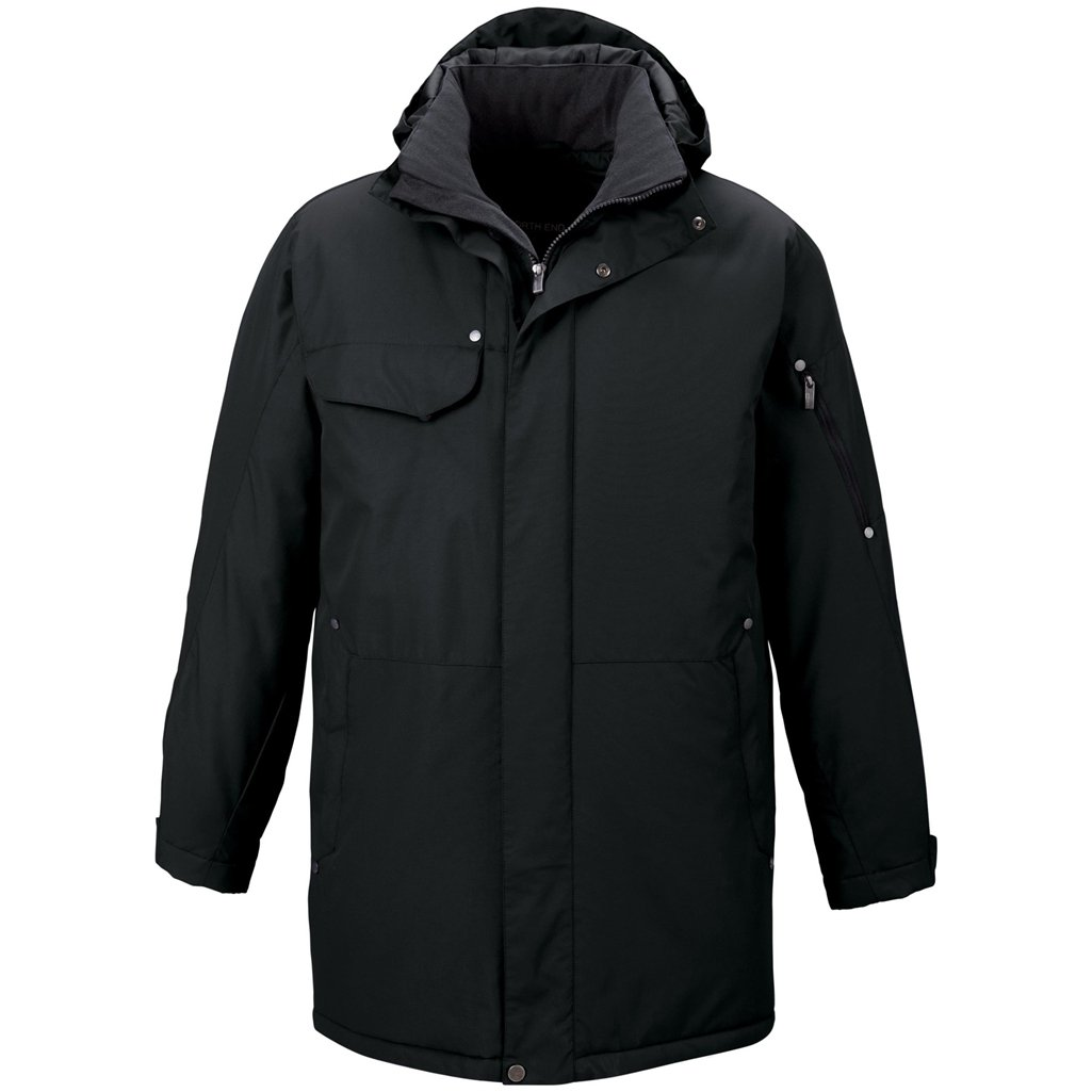 Ash City Mens Algor Insulated Jacket