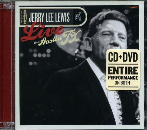 Live From Austin, TX (CD + DVD) (Best Austin City Limits Performances)