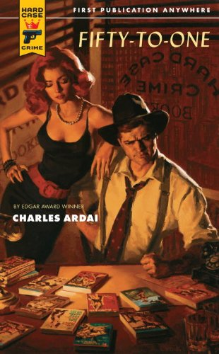 Thriller Fifty-to-one Charles Kindle amp; - Book Ebooks Suspense Case Amazon Edition com Ardai By Crime 50 Mystery hard