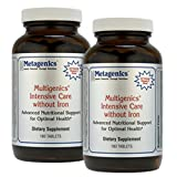Metagenics Multigenics Intensive Care without Iron 180 Tabs – TwinPak For Sale