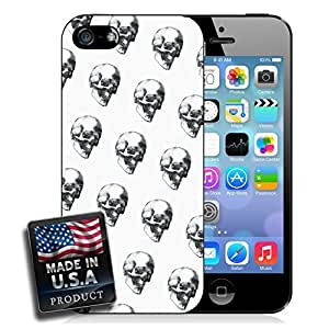 Skulls and Flowers Art For SamSung Galaxy S6 Phone Case Cover Hard Case