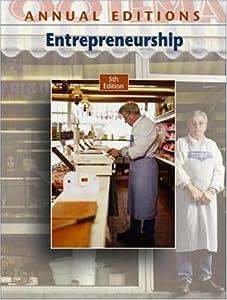 Annual Editions: Entrepreneurship, 5/e