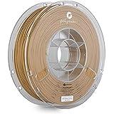 Polymaker Specialty 3D Printer Filament, PolyWood PLA Filament, 1.75mm Filament, 600 Gram, Wood Color