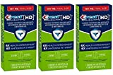 Crest Pro-Health HD Daily Two-Step Toothpaste System .85 and .68 Oz Travel Size (Pack of 3)