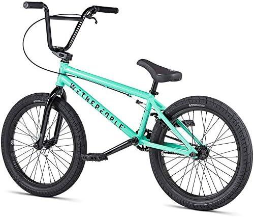 Wethepeople Curse 20 Freecoaster 2020 Freestyle BMX Fahrrad 20.25 - Toothpaste Green