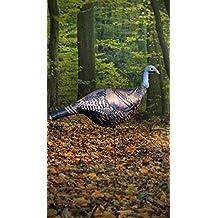 Turkey Thugs – Queen Bee Upright Inflatable Hen Turkey Decoy by Mossy Oak