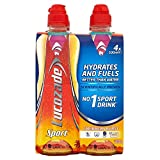 Lucozade Sport Body Fuel Caribbean Burst (4x500ml) - Pack of 2
