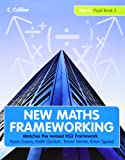 New Maths Frameworking - Year 8, Kevin Evans and Keith Gordon, 0007267967